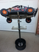 Losi 5ive Tilting work stand